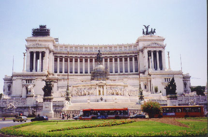 Monumento a Vittorio Emanuelle II - Attraction -